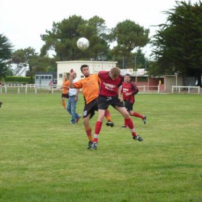 Match amical contre Gavres (équipe B)